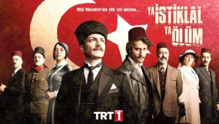 Ya İstiklal Ya Ölüm bu akşam TRT'de başlıyor