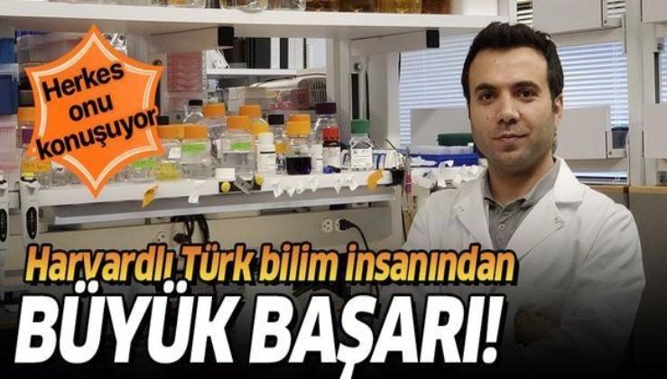 Son dakika: Harvardlı Türk bilim insanı Dr. Geylani Can'a 400 bin dolarlık araştırma ödülü