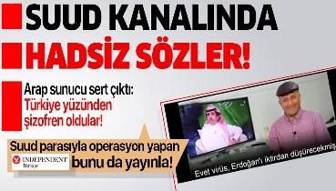 """Arap sunucu """"Korona Erdoğan hükümetinin sonu olur"""" sözlerine sert çıktı: Türkiye yüzünden şizofren oldular"""