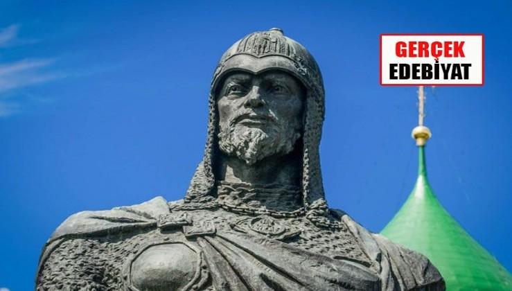 Rusların birlik figürü bir Türk'tü! Alexander Nevsky 800 yaşında / Alexander Razuvaev