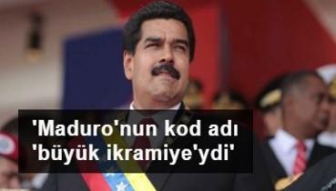 ABD'li para askerler: Maduro'nun kod adı 'büyük ikramiye'ydi