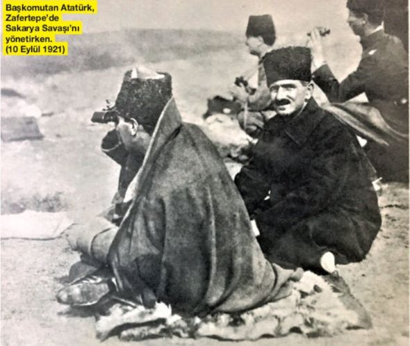 Gazi Mustafa Kemal'in Askerleri ve Sakarya