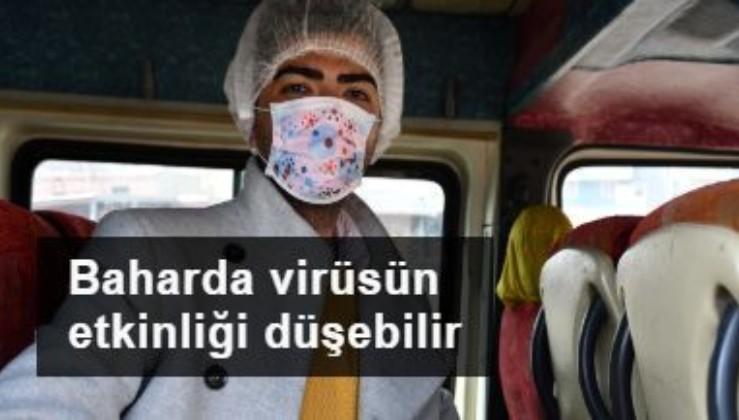 Baharda virüsün etkinliği düşebilir