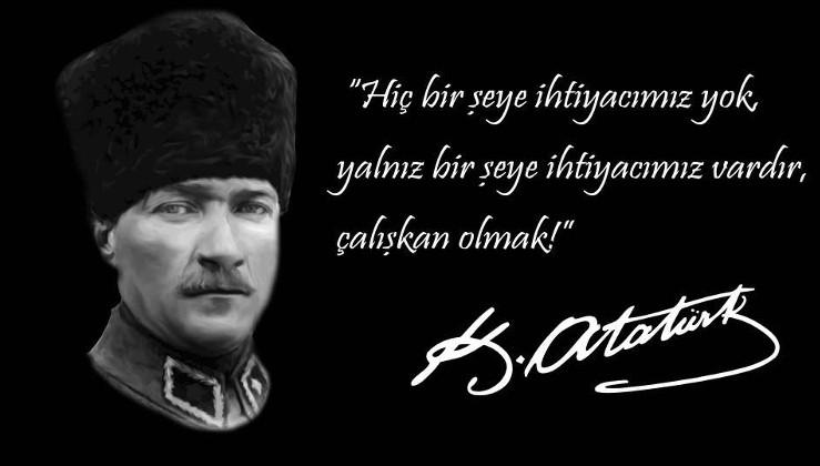 Gazi Mustafa Kemal Atatürk'ün Askerlik, Mehmetçik ve Türk subayı üzerine özdeyişleri
