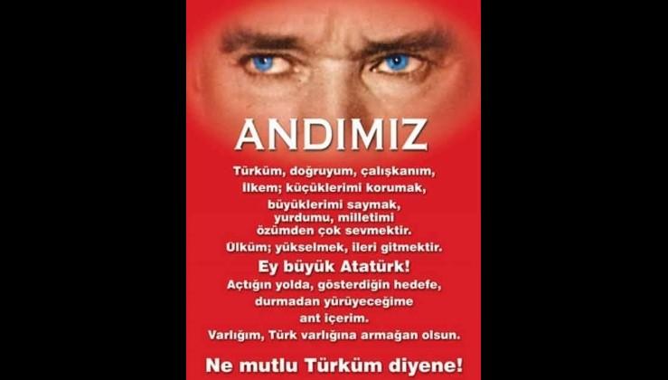 Gazi Mustafa Kemal Atatürk'ün Türk Milleti Üzerine Özdeyişleri
