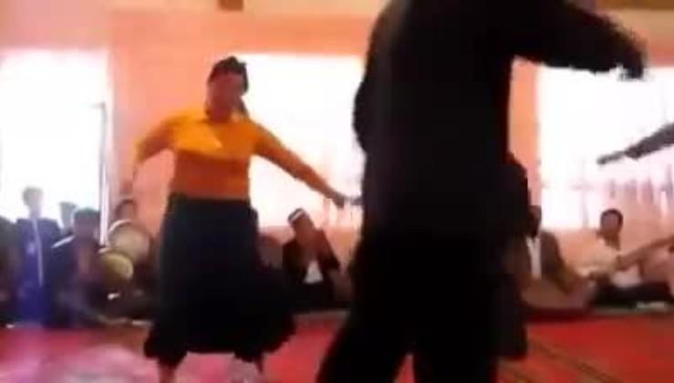 Uygur Türkleri Semahı