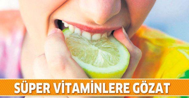 Süper vitaminler