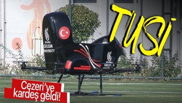 Tamamen Türk mühendislerin emeği olan uçan araba 'Tusi'nin test sürüşlerine başlandı