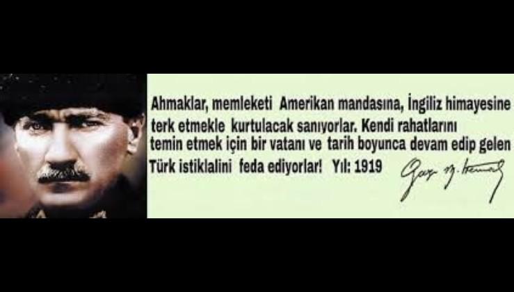 Uğur Mumcu yazdı: Unutturulan Atatürk