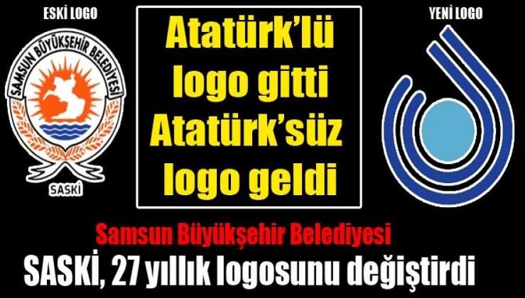 Atatürk'lü logo gitti Atatürk'süz logo geldi