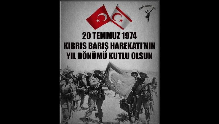 20 Temmuz Barış ve Özgürlük Bayramı nedir, neden kutlanır? Kıbrıs Barış Harekatı'nın tarihi