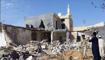 Son dakika: Libya'da Hafter milislerinden başkentin merkezindeki hastane ve çevresine roketli saldırı