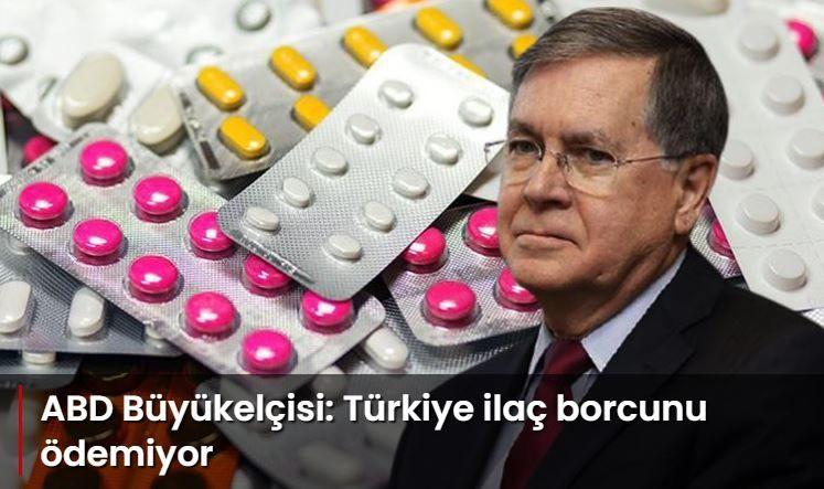 ABD Türkiye Büyükelçisi uyardı!