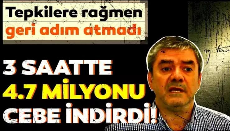 O kitap Atatürk'ü itibarsızlaştırma projesi mi!