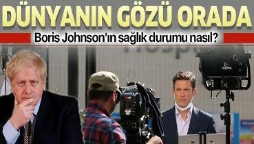 Son dakika: Kovid-19 tedavisi gören İngiltere Başbakanı Boris Johnson iyileşiyor