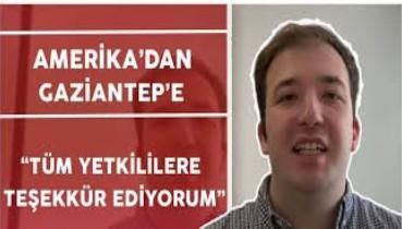 """Kurtarma uçuşuyla Amerika'dan yurda dönen Çağatay Kaan Eren: """"Tüm yetkililere teşekkür ediyorum!"""""""