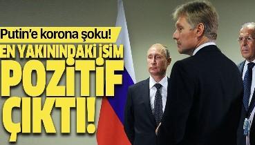 Son dakika: Putin'e bir şok daha! Peskov koronavirüse yakalandı