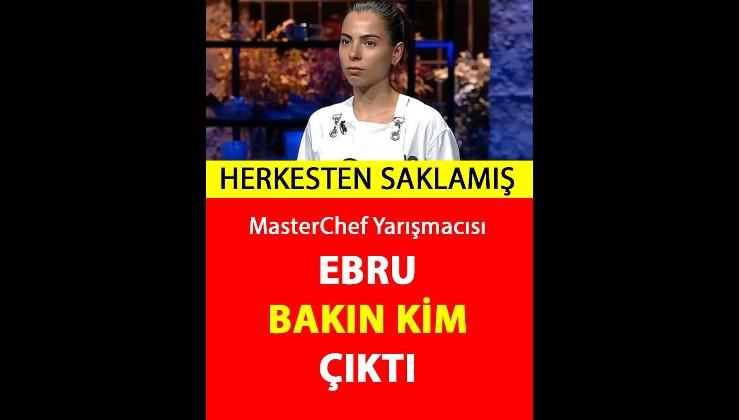 MasterChef Yarışmacısı Ebru B'akın Kim Çıktı