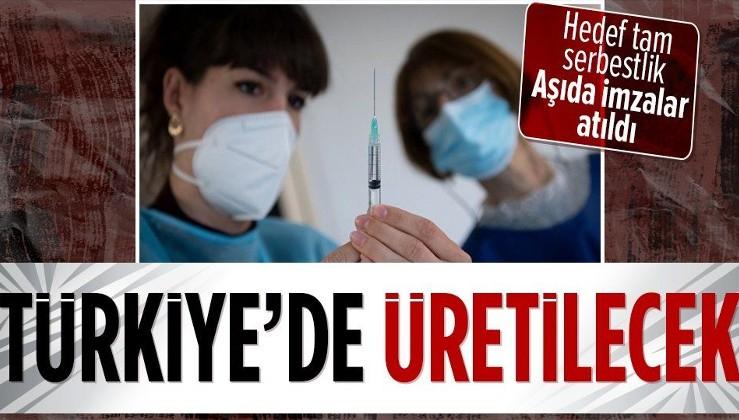 SON DAKİKA: Rusya'nın koronavirüs aşısı Sputnik V Türkiye'de üretilmesi için anlaşıldı