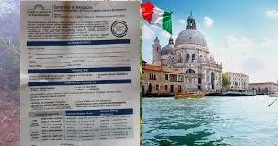 عقود العمل بإيطاليا 2021 - إيطاليا تفتح الباب أمام الهجرة بفضل قانون Decreto Flossi