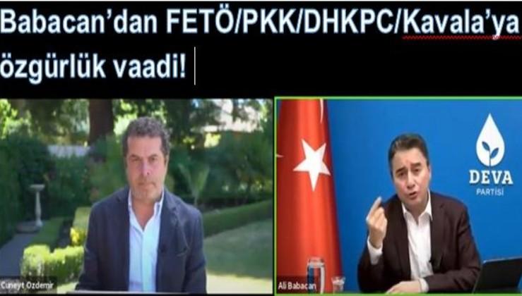 Ali Babacan'dan ilk vaat: HEPSİ HAPİSTEN ÇIKACAK!