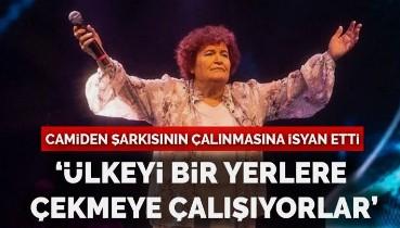 Selda Bağcan isyan etti: Ülkeyi bir yerlere çekmeye çalışıyorlar