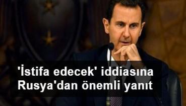 'Esad istifa edecek' iddiasına Rus vekilden yanıt: Bugün onun gerçek bir alternatifi yok