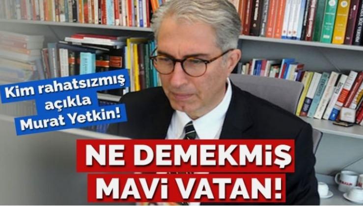 'Mavi Vatan'ı hedef aldı: Neymiş Mavi Vatan!
