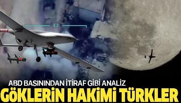 ABD'den dikkat çeken analiz: Göklerin hakimi Türkler