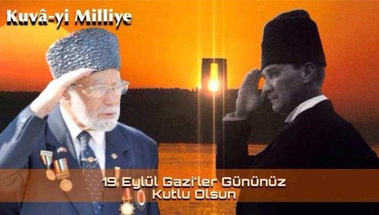 Gaziler günü tarihçesi: Başta Gazi Mustafa Kemal Atatürk olmak üzere tüm gazilerimize minnetle.