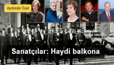 Sanatçılardan 23 Nisan mesajı: Bilincimizde Atatürk ve Cumhuriyet, dilimizde İstiklâl Marşı