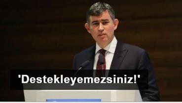 Metin Feyzioğlu: Türkücü dedikleri savcı katilini alkışlıyor