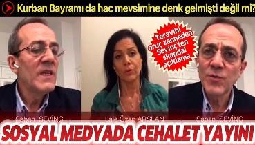 Halk TV eski çalışanlarından sosyal medyada cehalet yayını: Teravih olmadan oruç tutulmaz