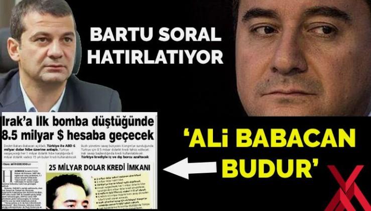 Ali Babacan budur!