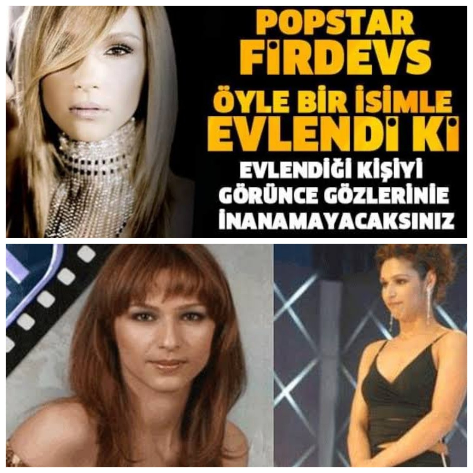 Popstar Firdevs şimdi ne yapıyor, kiminle evlendi?
