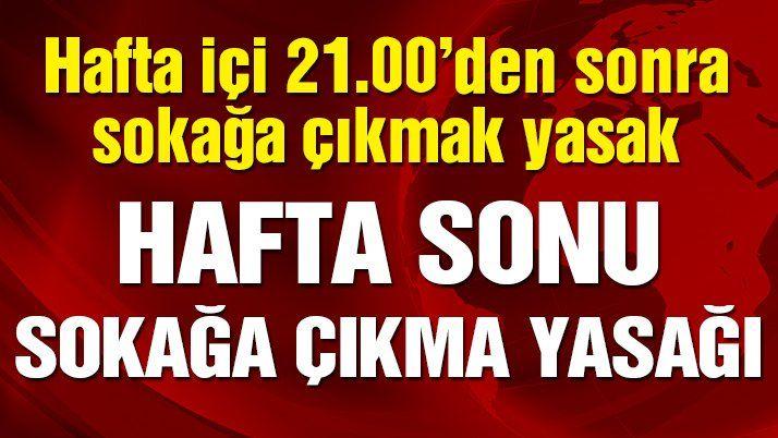 Erdoğan, 'yeni yasakları' açıkladı