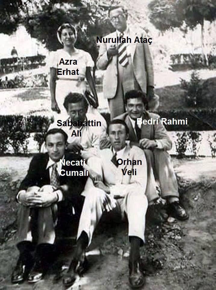 Türk Edebiyatının ustaları