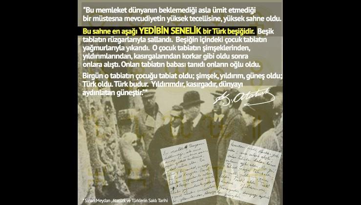 Atatürk ve Türklük