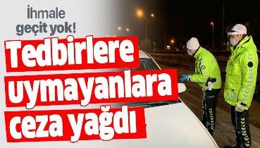 İstanbul'da koronavirüs tedbirlerine uymayanlara 1 milyon 811 lira ceza kesildi!