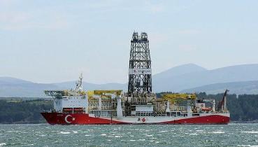 Son dakika: Türkiye'nin ilk yerli sondaj gemisi Fatih İstanbul'a ulaştı!