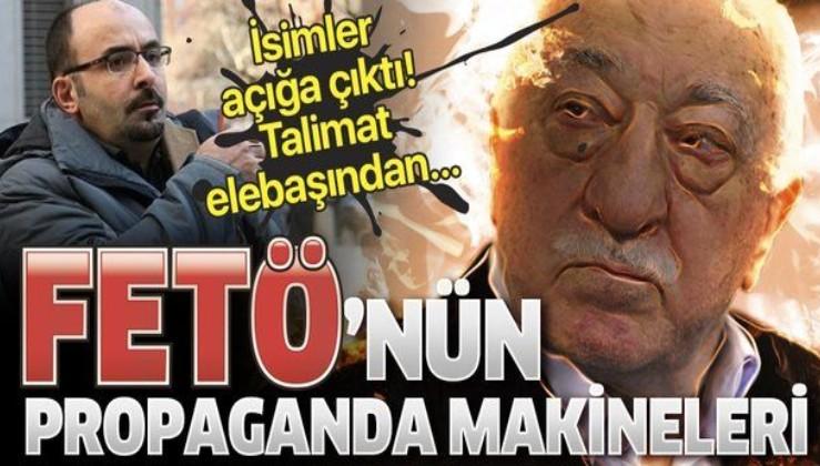 FETÖ'nün propaganda makinelerinin hedefinde kaos var! Yalan haberlerle Türkiye aleyhine algı oluşturuyorlar