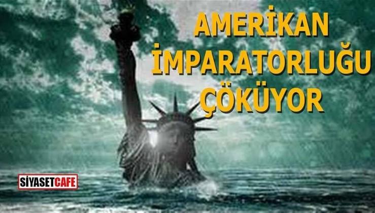 Amerikan İmparatorluğu Çöküyor Mu?