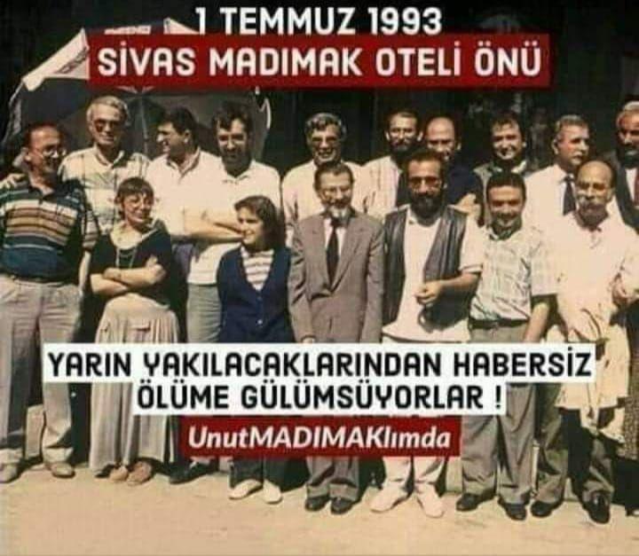 Türkiye'nin kanayan yarası: Sivas katliamı