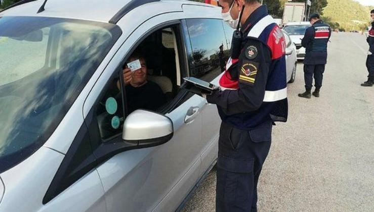 Mersin'de yasakları ihlal eden 130 kişi hakkında işlem yapıldı