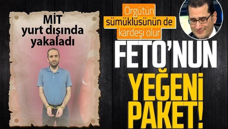 Son dakika: FETÖ'cü Selahaddin Gülen MİT operasyonuyla yakalanarak Türkiye'ye getirildi