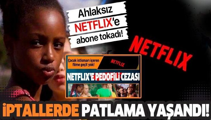 Ahlaksızlığı meşrulaştırmaya çalışan Netflix'e 'abone' tokadı: İptal işlemlerinde patlama yaşanıyor