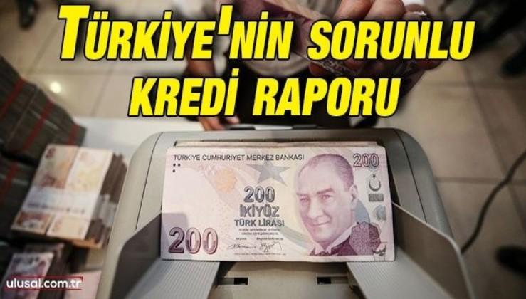 Türkiye Bankalar Birliği'nden sorunlu kredi raporu