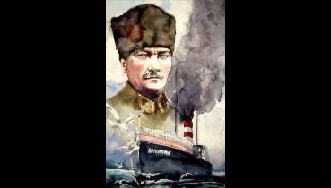 SAMSUN'A BANDIRMA VAPURUNA 19 MAYIS 1919 GÜNÜ MUSTAFA KEMAL'İ TUTUKLAMAYA GELEN İNGİLİZ KOMUTAN ANLATIYOR!