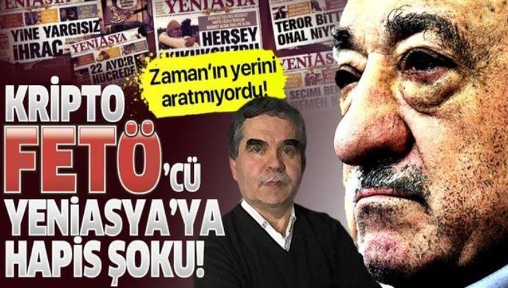 Kripto FETÖ'cü YeniAsya'da Kazım Güleçyüz ve İbrahim Özdabak'a hapis cezası.