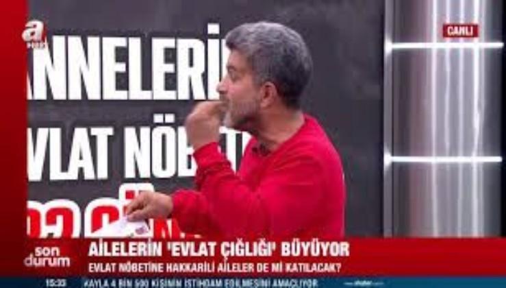 Oğlu HDP tarafından dağa kaçırılan baba Selahattin Demirtaş'a özgürlük isteyen CHP'li Kemal Kılıçdaroğlu'na isyan etti